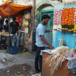 Encroachments are back at Ponnambala Vathiyar Street, Mylapore