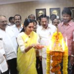 Chennai South MP opens office in Adyar, will function soon