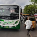 Electric MTC bus that connects Mylapore gains popularity