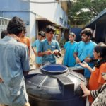 Bio-gas plant installed at Raja Muthiah Boys School
