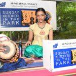 Mikeless kutcheri at Nageswara Rao Park, Luz