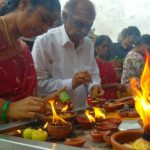 Karthigai Deepam plans at Sri Kapaleeswarar Temple
