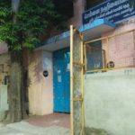 NGO builds compound wall for school in Ramakrishnapuram to keep tipplers away