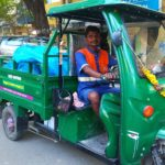 RamKy workers to run battery operated vehicles for bio-degradable waste collection
