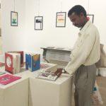 Exhibition of Tara Books on at InKo center, Mylapore
