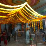Arrangements for New Year celebrations on at local temples