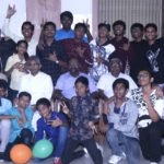 Boarders of St. Bede's enjoy Christmas party hosted by school alumni