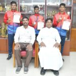 San Thome School students win at boxing tournament
