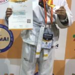 Student of local taekwondo school wins at international tournament