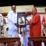 Vice-president of India inaugurates centenary celebrations of Sri Ramakrishna Math's Thamizh magazine