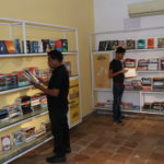 Books, magazines now stocked, on sale at Writer's Cafe in R. A. Puram