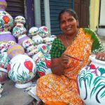 Pongal buzz at Mandaveli market