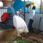 Chennai Corporation's unit 124 generates compost within 22 days