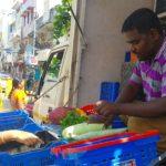 Shop fresh veggies at TUCS's mobile vegetable shop