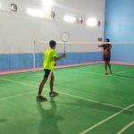 Corporation 's indoor badminton stadium opens at Karpagam Avenue