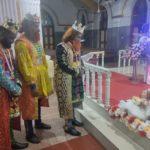 Church celebrates Epiphany at Sunday Mass, parish children get surprise gifts