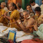 Artistes and music rasikas celebrate Thyagaraja aradhana at Mylapore venue