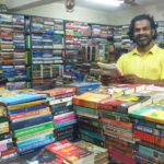 Fiction books sell well at Murugan Old Books Shop. It's prices are good deal. But it is fighting online sales by big names.