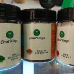 Mousse varieties now available at Chai Kings