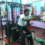Public gym at Kamarajar Salai, R. A. Puram gets smart look, mod fittings. MLA behind improvement.