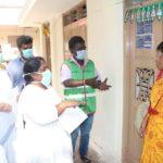 Civic body starts intense virus containment campaign in San Thome, Mandavelipakkam