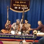 Violin vidwan dedicates first song at concert as prayer for good health in times of corona virus