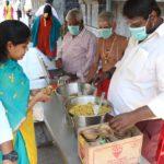Virus issue: staff at Sri Kapali Temple follow advisory