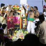 Masi magam brahmotsavam of Sri Veerapakseeswarar Temple held