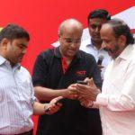 Free WiFi launched inside Nageswara Rao Park, Luz