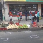 Chennai Corporation shifts roadside vendors of Bazaar Road to Kutchery Road
