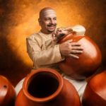 Ghatam artiste says lockdown is a blessing in disguise for him