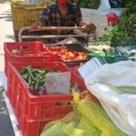 Shortage of fresh veggies, fruits in some stores