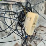 Resident complains against Hathway: cables rigged on terrace pose problems