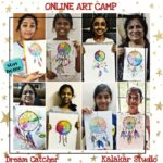 Alwarpet's Komal hosts art contests daily, gets good response