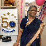 Well-known educationist Saraswathi Narayanaswamy passes away