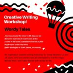Creative writing workshop for teens: by writer-editor Praveena Shivram