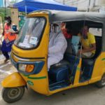 Chennai Corporation uses autos to ferry symptomatic persons: from 'fever' camps to sample collection centres