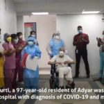 97 year old man fully recovers from COVID-19 after treatment at this neighborhood hospital