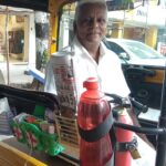 'Though autos are allowed to operate, Life is tough for us,' says Mandaveli based auto driver Hussian