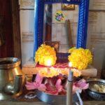 Aadi ritualfollowed by Kerala Iyers; San Thome family's practice