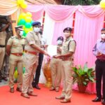 Mylapore DCP rejoins official duty, after recovering from the virus