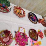 Jain community marks Rakshabandhan with a thali decoration contest