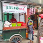 Popular puttu shop at North Mada Street re-opens