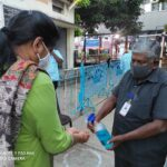 Sri Anjaneya Temple in Alwarpet re-opens