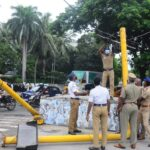 Road accident at Foreshore Estate junction: one dead