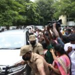 Developments in AIADMK party; action spills on Greenways Road