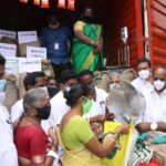 Mobile ration store service launched: MLA flags it off in Mylapore