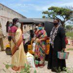 'Bhoomika' provides rations to 30 families in Srinivasapuram