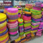 Giri Trading store in Mylapore now sells range of return gifts for Navaratri