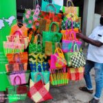 Colourful wire bags are now available for sale at this Mylapore store